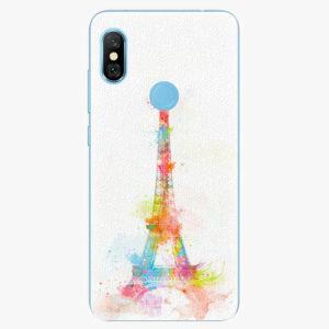 Plastový kryt iSaprio - Eiffel Tower - Xiaomi Redmi Note 6 Pro