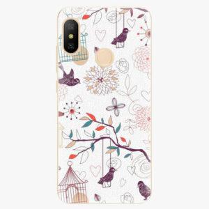Plastový kryt iSaprio - Birds - Xiaomi Mi A2 Lite