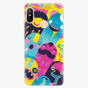 Plastový kryt iSaprio - Monsters - Xiaomi Mi A2 Lite