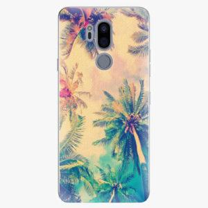 Plastový kryt iSaprio - Palm Beach - LG G7