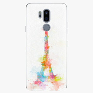 Plastový kryt iSaprio - Eiffel Tower - LG G7