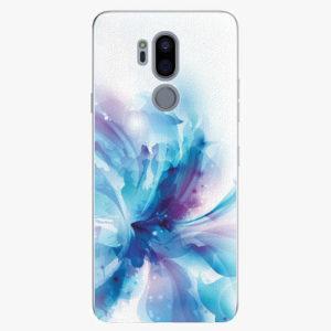 Plastový kryt iSaprio - Abstract Flower - LG G7