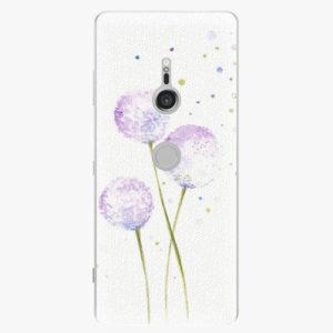 Plastový kryt iSaprio - Dandelion - Sony Xperia XZ3