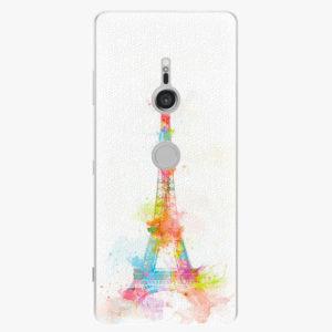 Plastový kryt iSaprio - Eiffel Tower - Sony Xperia XZ3