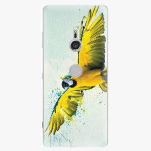 Plastový kryt iSaprio - Born to Fly - Sony Xperia XZ3