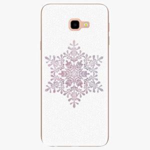 Plastový kryt iSaprio - Snow Flake - Samsung Galaxy J4+