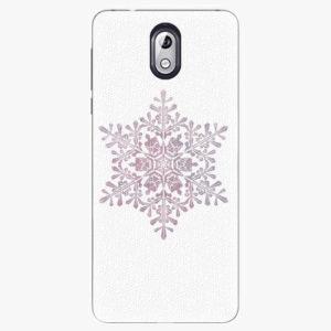 Plastový kryt iSaprio - Snow Flake - Nokia 3.1
