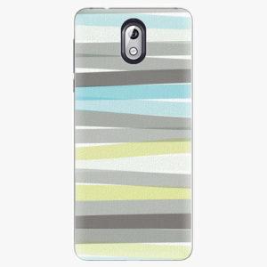 Plastový kryt iSaprio - Stripes - Nokia 3.1