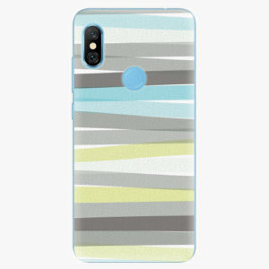 Plastový kryt iSaprio - Stripes - Xiaomi Redmi Note 6 Pro