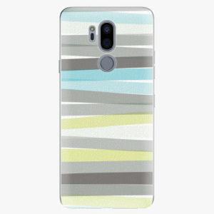 Plastový kryt iSaprio - Stripes - LG G7