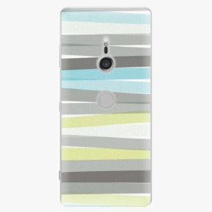 Plastový kryt iSaprio - Stripes - Sony Xperia XZ3