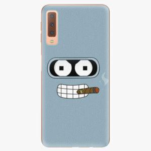 Plastový kryt iSaprio - Bender - Samsung Galaxy A7 (2018)