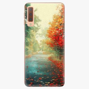 Plastový kryt iSaprio - Autumn 03 - Samsung Galaxy A7 (2018)
