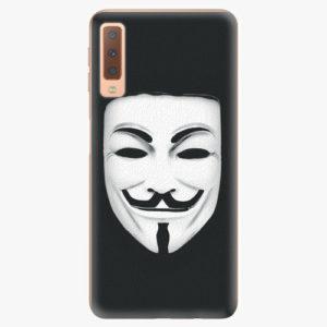 Plastový kryt iSaprio - Vendeta - Samsung Galaxy A7 (2018)