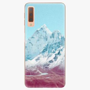 Plastový kryt iSaprio - Highest Mountains 01 - Samsung Galaxy A7 (2018)