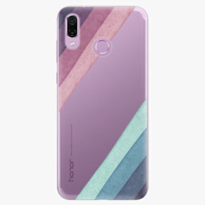 Plastový kryt iSaprio - Glitter Stripes 01 - Huawei Honor Play