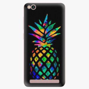 Plastový kryt iSaprio - Rainbow Pineapple - Xiaomi Redmi 5A