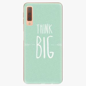 Plastový kryt iSaprio - Think Big - Samsung Galaxy A7 (2018)