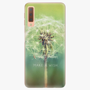 Plastový kryt iSaprio - Wish - Samsung Galaxy A7 (2018)