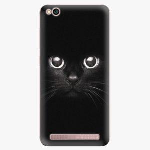 Plastový kryt iSaprio - Black Cat - Xiaomi Redmi 5A
