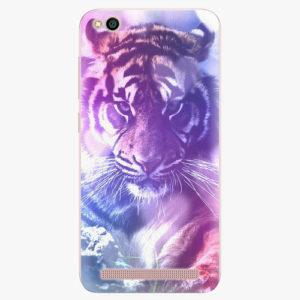 Plastový kryt iSaprio - Purple Tiger - Xiaomi Redmi 5A