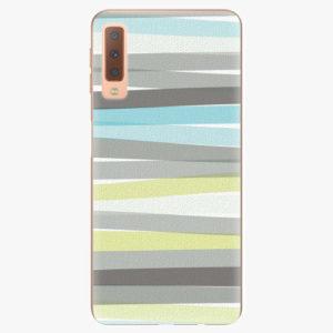 Plastový kryt iSaprio - Stripes - Samsung Galaxy A7 (2018)