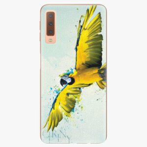 Plastový kryt iSaprio - Born to Fly - Samsung Galaxy A7 (2018)