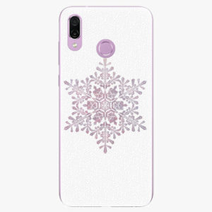 Plastový kryt iSaprio - Snow Flake - Huawei Honor Play