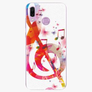 Plastový kryt iSaprio - Love Music - Huawei Honor Play