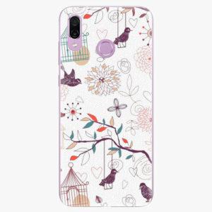 Plastový kryt iSaprio - Birds - Huawei Honor Play