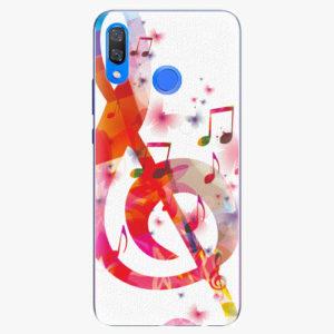 Plastový kryt iSaprio - Love Music - Huawei Y9 2019