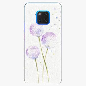 Plastový kryt iSaprio - Dandelion - Huawei Mate 20 Pro