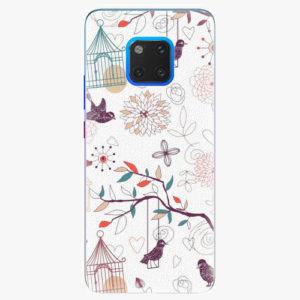 Plastový kryt iSaprio - Birds - Huawei Mate 20 Pro