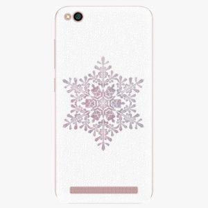 Plastový kryt iSaprio - Snow Flake - Xiaomi Redmi 5A