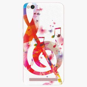 Plastový kryt iSaprio - Love Music - Xiaomi Redmi 5A