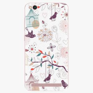 Plastový kryt iSaprio - Birds - Xiaomi Redmi 5A