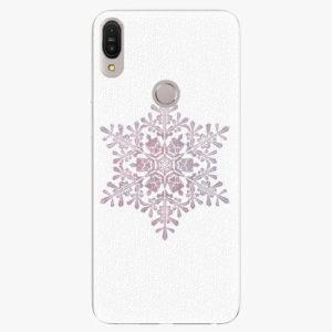Plastový kryt iSaprio - Snow Flake - Asus Zenfone Max Pro ZB602KL