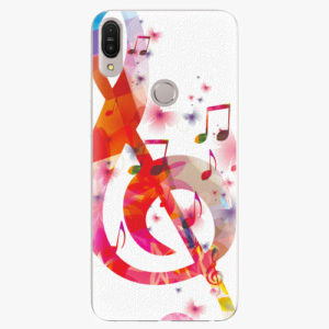 Plastový kryt iSaprio - Love Music - Asus Zenfone Max Pro ZB602KL