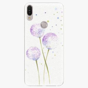 Plastový kryt iSaprio - Dandelion - Asus Zenfone Max Pro ZB602KL