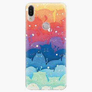Plastový kryt iSaprio - Cats World - Asus Zenfone Max Pro ZB602KL