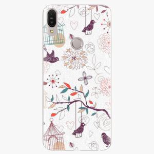 Plastový kryt iSaprio - Birds - Asus Zenfone Max Pro ZB602KL