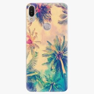Plastový kryt iSaprio - Palm Beach - Asus Zenfone Max Pro ZB602KL