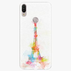 Plastový kryt iSaprio - Eiffel Tower - Asus Zenfone Max Pro ZB602KL