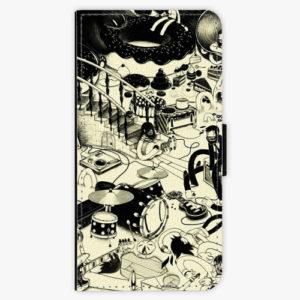 Flipové pouzdro iSaprio - Underground - iPhone XS