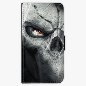 Flipové pouzdro iSaprio - Horror - iPhone XR