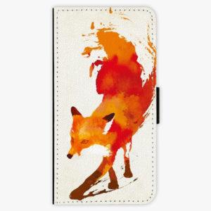 Flipové pouzdro iSaprio - Fast Fox - Huawei Nova 3i