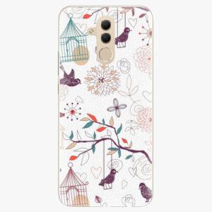 Plastový kryt iSaprio - Birds - Huawei Mate 20 Lite