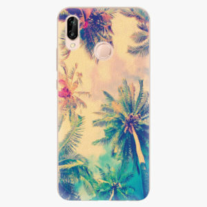 Plastový kryt iSaprio - Palm Beach - Huawei P20 Lite