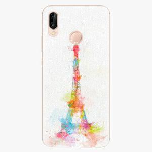 Plastový kryt iSaprio - Eiffel Tower - Huawei P20 Lite