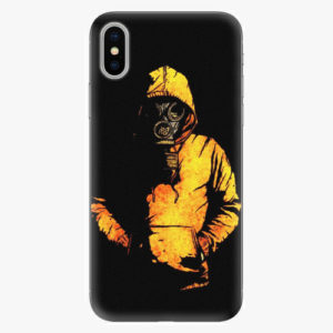 Silikonové pouzdro iSaprio - Chemical - iPhone X